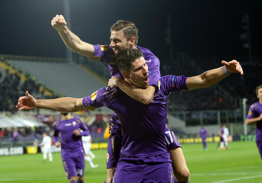Video Fiorentina-Tottenham 2-0 gol highlights Europa League