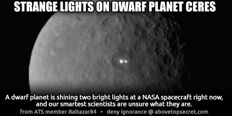 lights on dwarf planet - photo #27