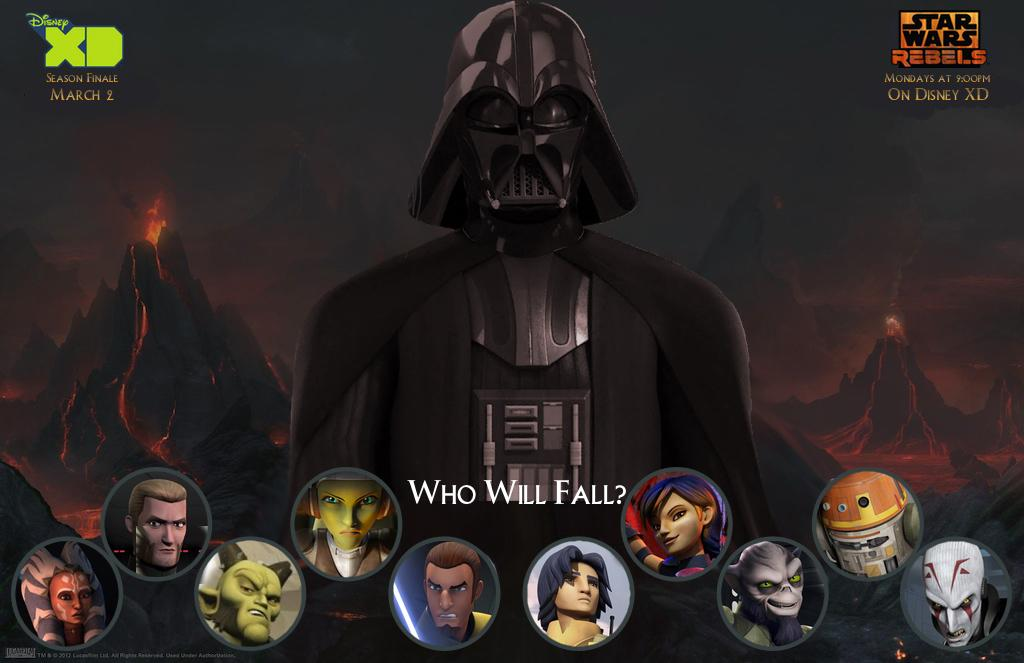 Star Wars Rebels Poll: Who Will Fall?