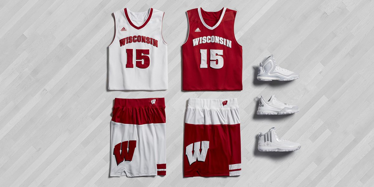 low priced 4af69 46fd8 Wisconsin BasketballVerified account