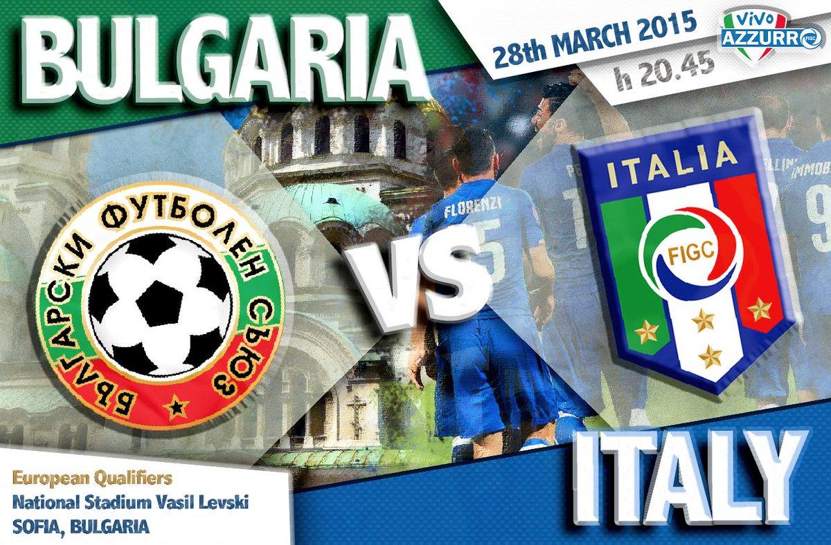 Euro 2016 Bulgaria-Italia, info diretta streaming gratis