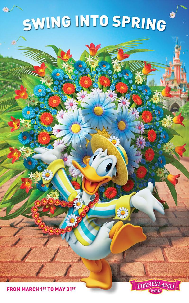 Dlp Today On Twitter Swing Into Spring Poster Artwork