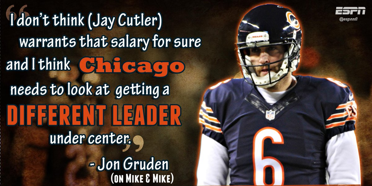 jay and jon gruden relationship quotes