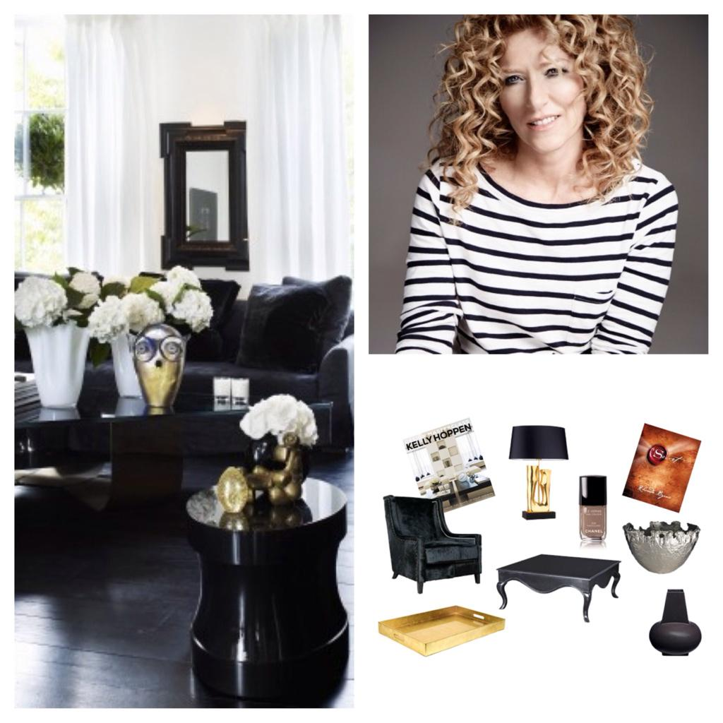 RT @Karolina_R_: .@IMKellyHoppen on #CHANEL nail varnish she loves, fave brunch spot & the book she lives by http://t.co/VFf1chI39V http://…