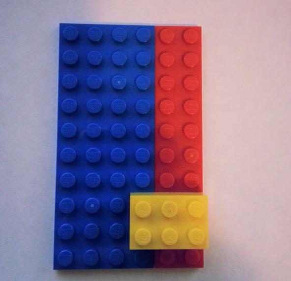 Bayes Theorem explained with Lego