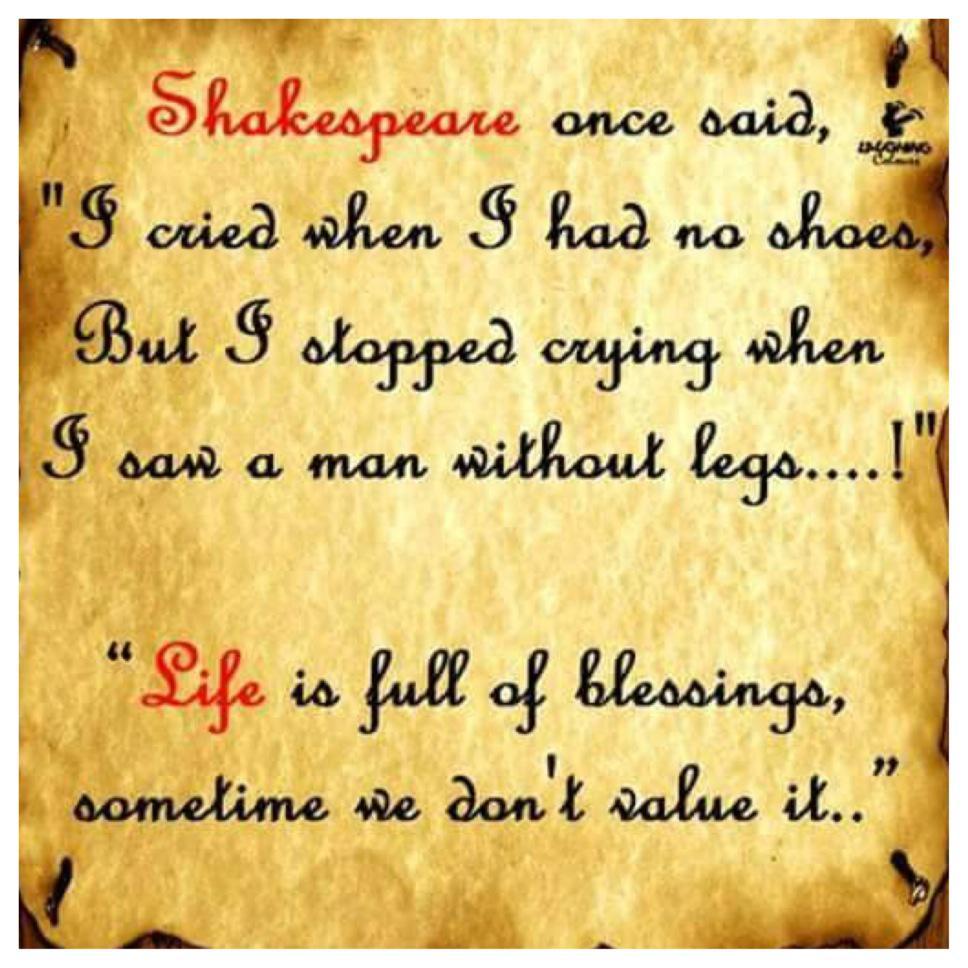 "Zahra Rahman on Twitter: ""#Shakespeare #quotes #life is ..."