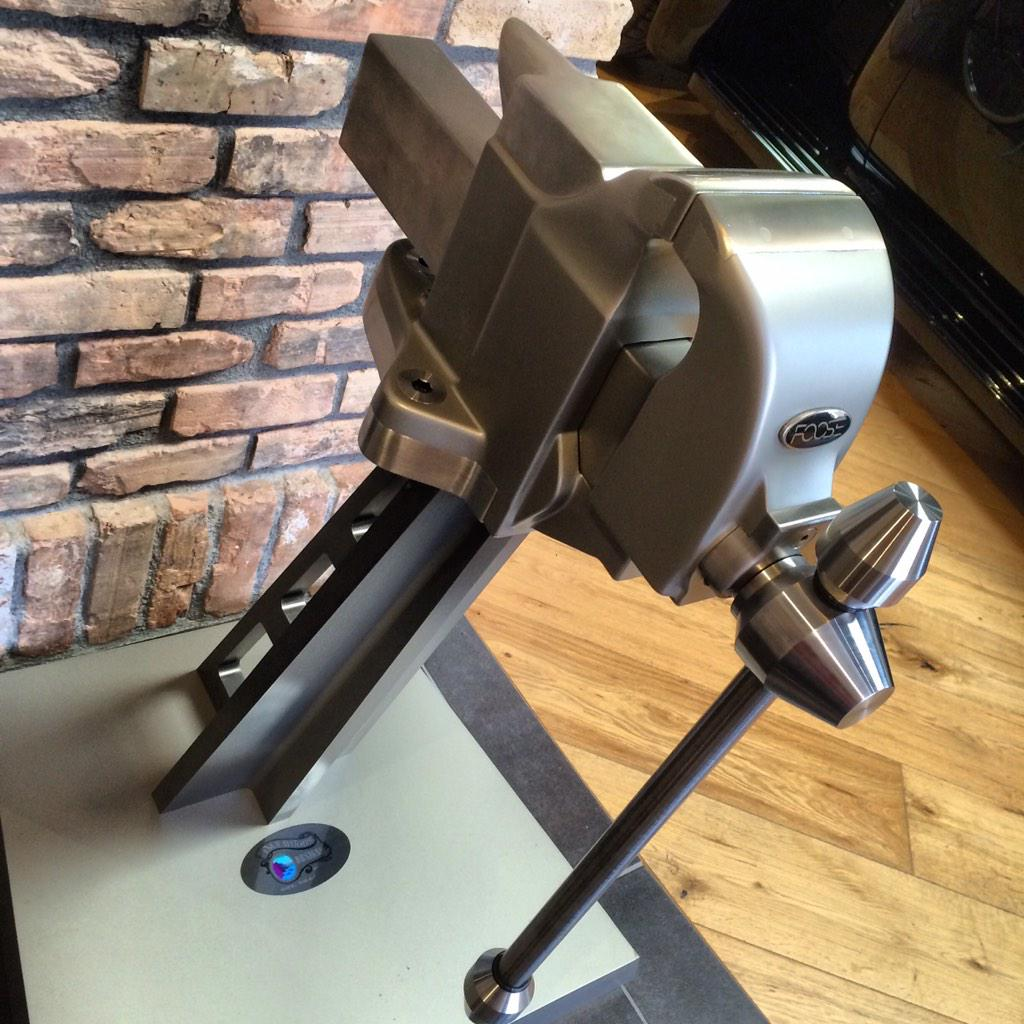 Chip Foose On Twitter Quot Here S A Close Up Of The Vise