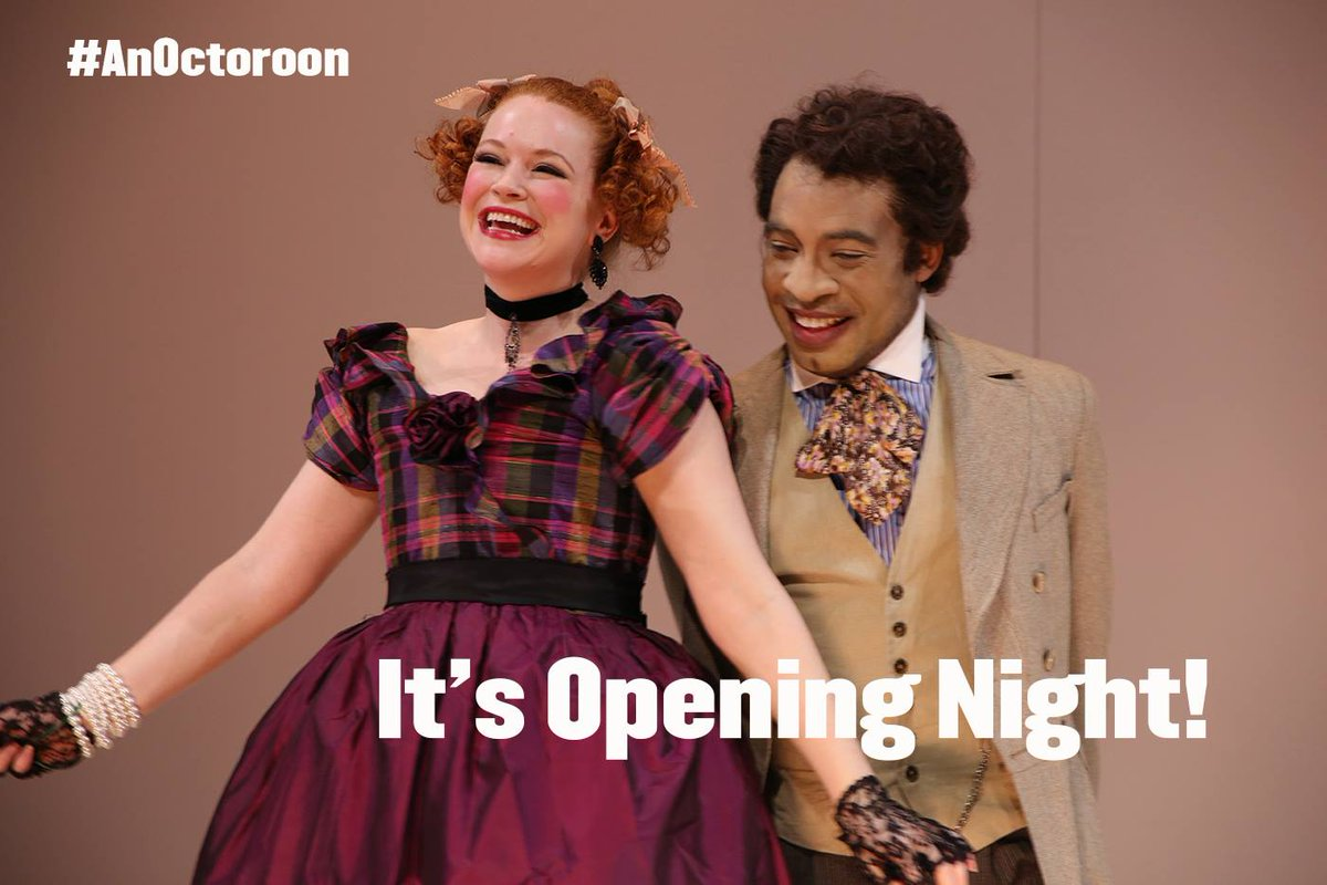 Happy Opening to the whole team of #AnOctoroon! http://t.co/CF7rXKeUlV