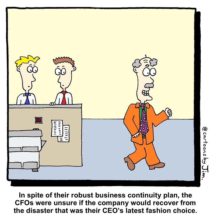 Business Plans Funny