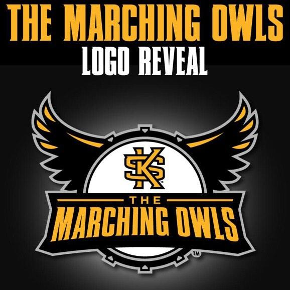 Ksu Marching Band On Twitter The New Logo For Kennesaw State Univ