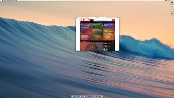 This is what @verge looks like at native rez on iMac w/Retina. More from @piercedavid here: http://t.co/U3Ic0IjSTi http://t.co/A6817hDV3S