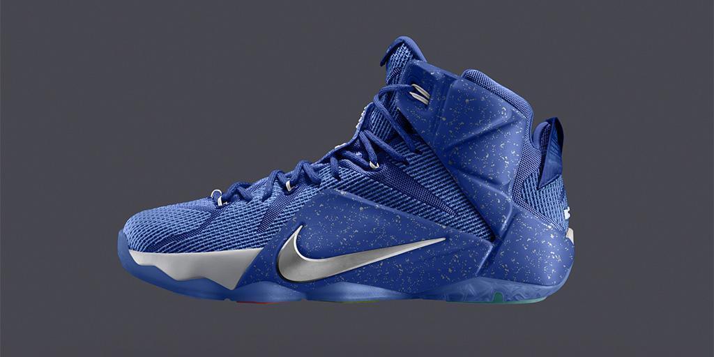 d4543770174 OFFICIAL LEBRON 12 NIKE ID THREAD: INSTINCT GRAPHIC AVAILABLE 11-22 ...