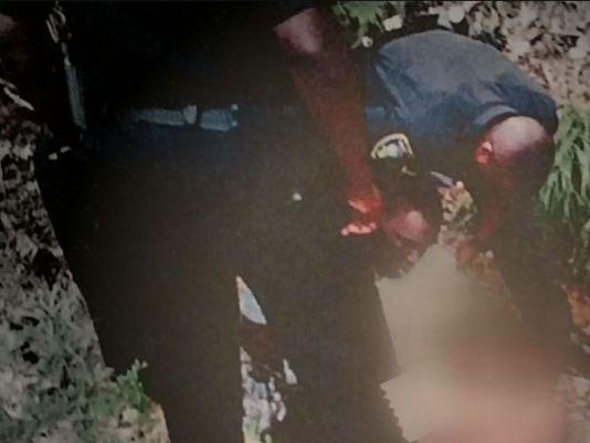 #IACP2014 #GregoryTowns, tasered until dead for no good reason in GA, 2014. http://t.co/VNOR6dP01B