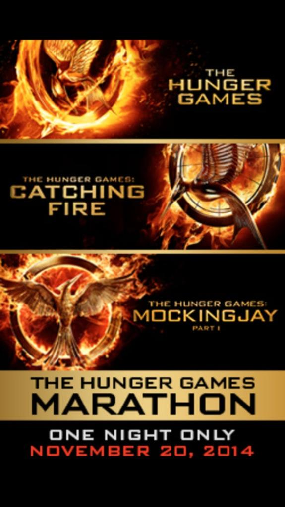 """Hunger Games Trilogy on Twitter: """"Who plans to do the Hunger Games ..."""