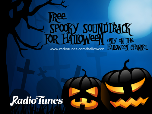 We've got a great soundtrack for your frightful festivities! Get spooky with @RadioTunesNow: http://t.co/lYeGdJFnkP http://t.co/Q9g5hiZZPA