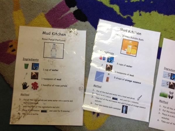 Mud Kitchen Ideas Eyfs.Rachel Penney On Twitter Challenge In The Mud Kitchen From