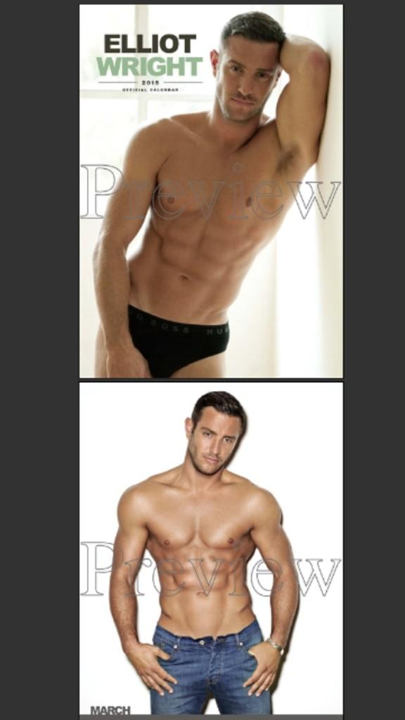RT @The_CAN_Group: Out now: @elliottwright_'s official 2015 calendar. https://t.co/FzGd2Ou4pK #hotstuff http://t.co/ntU6DRGvyT