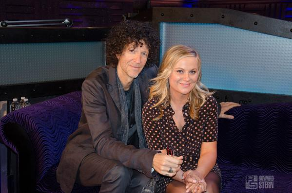 """Stern Show on Twitter: """"Amy Poehler: Superfan…check out ..."""