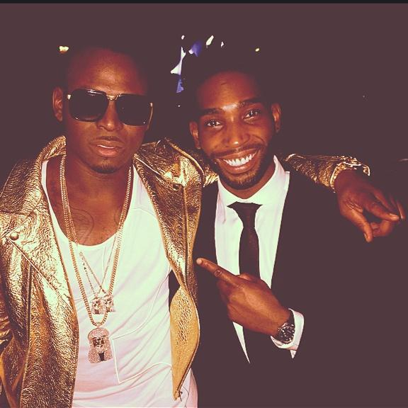 RT @FekkyOfficial: Me and my brother @TinieTempah http://t.co/iK2ViPHGsU