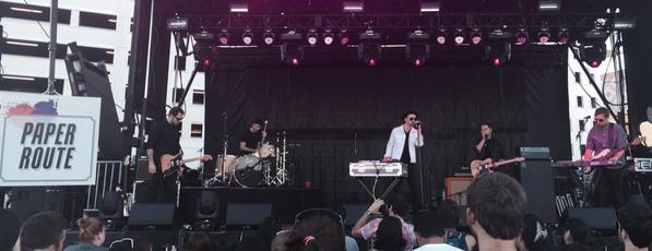 @paperroute never ever dissappoints.  Keep writing gentlemen! @lifeisbeautiful http://t.co/FPTGOy3h5u