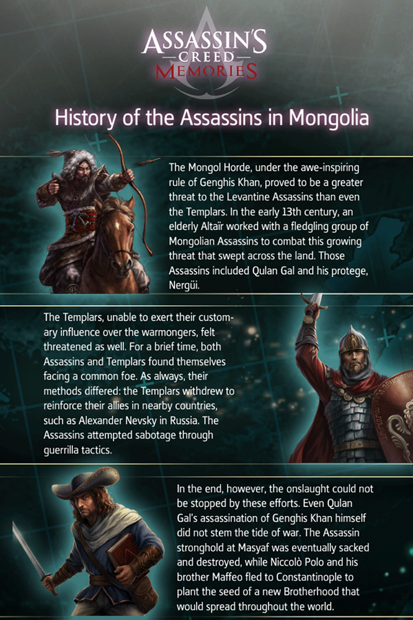 Accesstheanimus On Twitter Acmemories History Of The Assassins