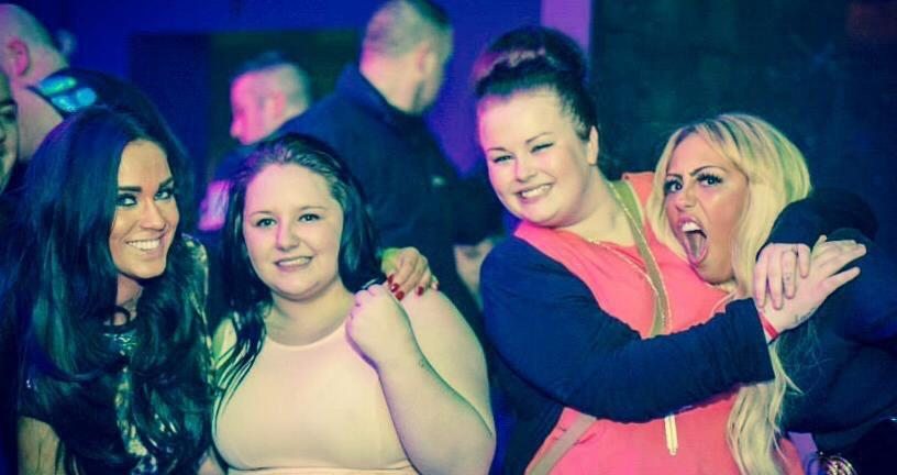 RT @CharlJaneXo: @VickyGShore @SophieKasaei_ absolutely loved meeting you both, are you in North Wales again? 😁 http://t.co/OJHrS63Jjz