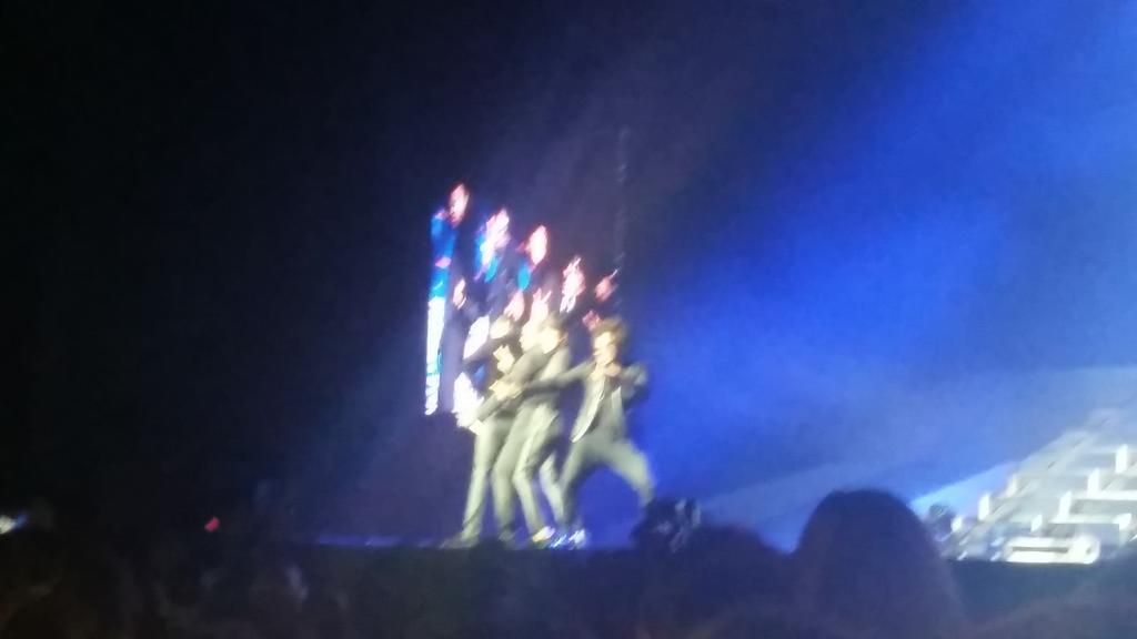 RT @Weesa1983: @OfficialDamage Wowza, you were Wonderful Tonight! See you in April! X http://t.co/6OfagZsZK5
