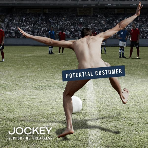 Where everyone else sees a streaker, we see a potential customer. http://t.co/pI6PbkX4cH http://t.co/dreNrnSnHh