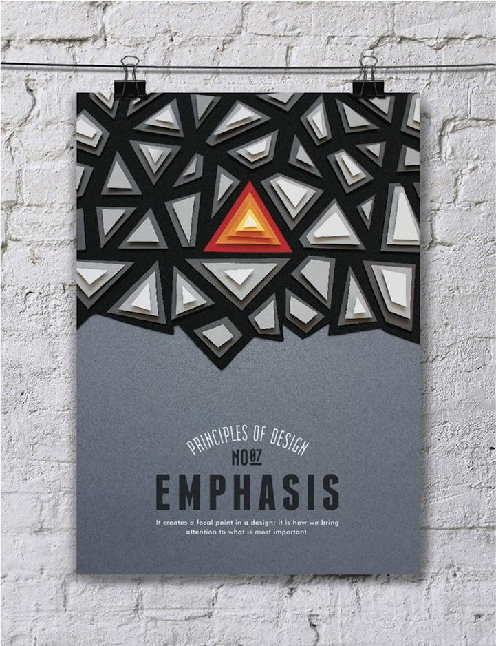 Striking posters depict principles of design - see them here: http://t.co/ffE6C6oK6Q #art #design http://t.co/9RV1igw3aS