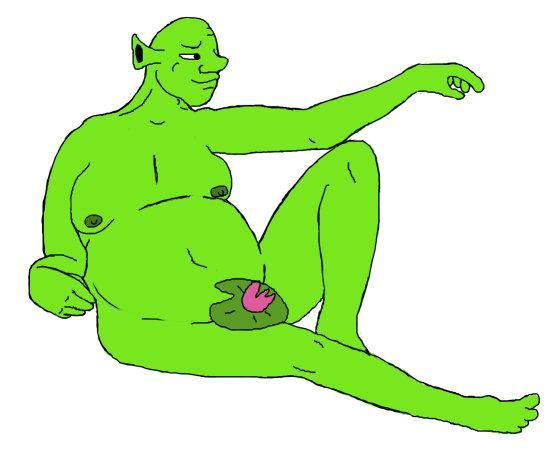 shrek tunes Nude