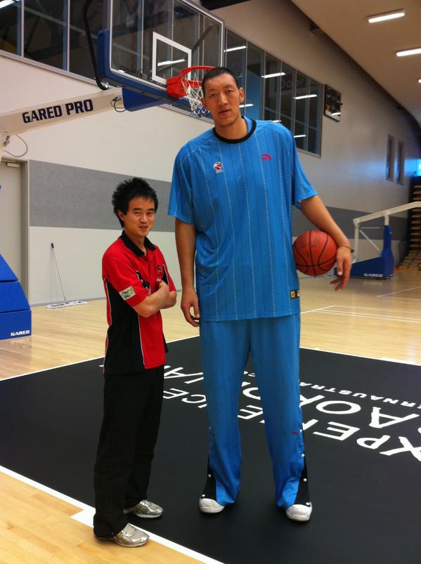sun mingming height