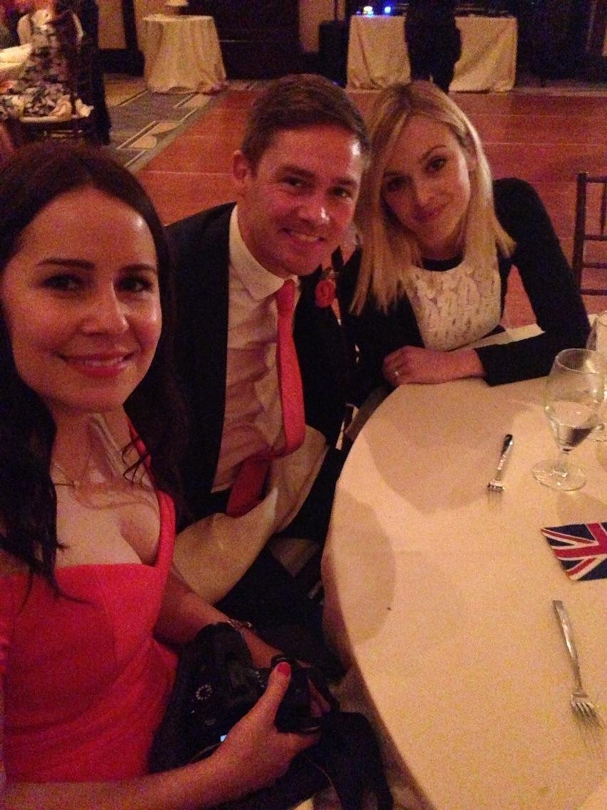 The cousins at Ben and Katelyns beautiful wedding! I'm wearing one of my Very jumpsuits. http://t.co/ZaIFWAdgt1