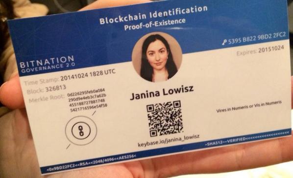 Uma nova forma de Identidade permite que você seja um CIDADÃO GLOBAL
