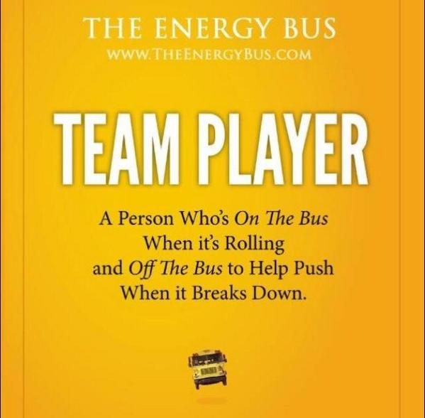 "The Energy Bus Quotes Inspiration The Energy Bus Quotes Inspiration Chris Doyle On Twitter ""how Do"
