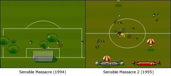...раньше трава была зеленее. Компьютерные игры 90-ых о футболе