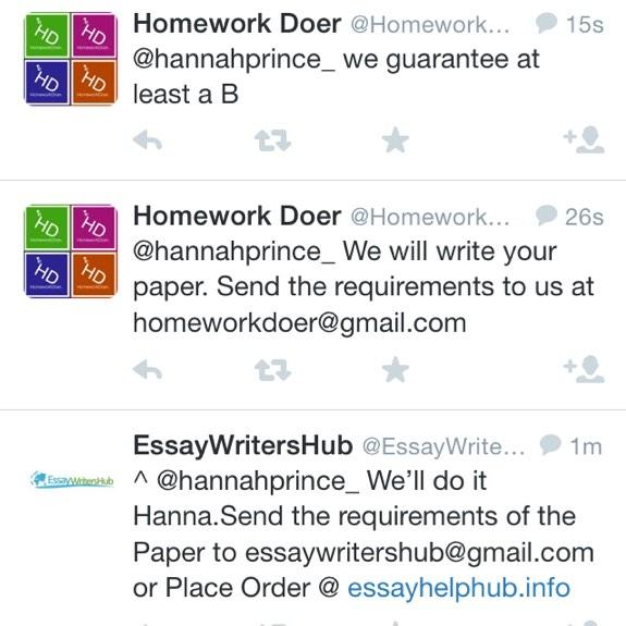 I will pay someone to write a paper for me