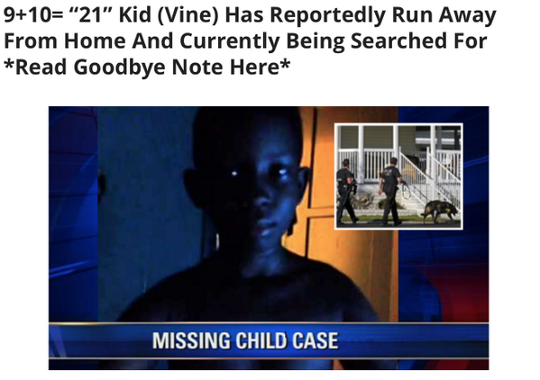 """YoungSavage on Twitter: """"The 9+10 kid ran away... i have no chills for ..."""