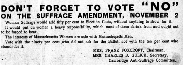 Cambridge, MA sure has changed its political leanings in the last 100 years. http://t.co/mGILPQXlUz
