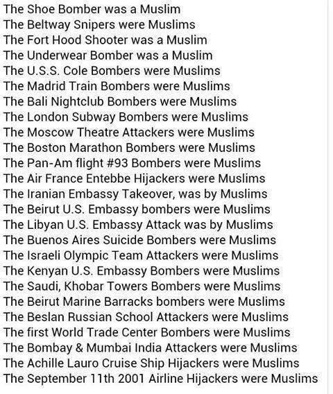 So, just who are the muslims? http://t.co/aznyRRcggA