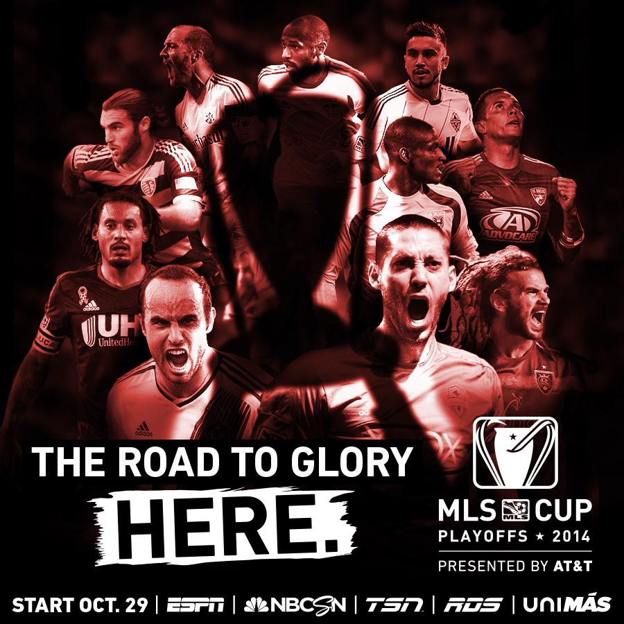 mls playoffs