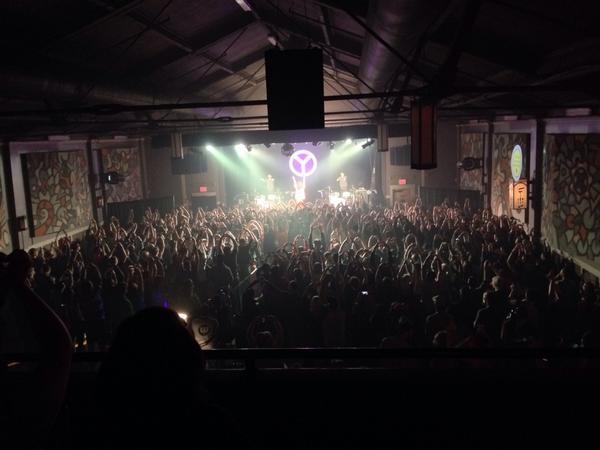 Most people I've seen dancing in Portland? @YELLEtweets at @WonderBallroom http://t.co/INHiJ9uCxa