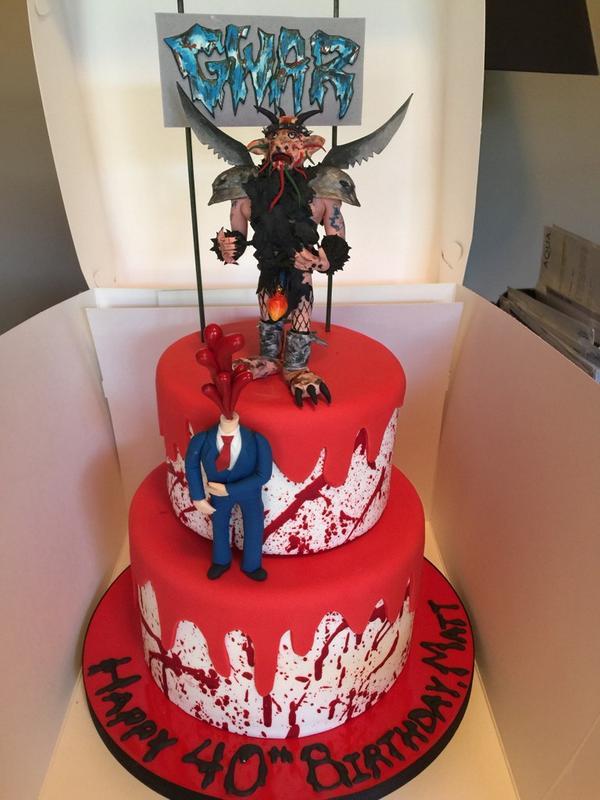 Brilliant Matt Rimsky On Twitter Hail Oderus Best Birthday Cake Ever Personalised Birthday Cards Akebfashionlily Jamesorg