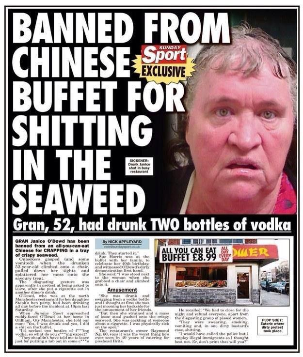I do't read the paper in question as a rule, but such a heart-warming story deserves dissemination I feel: #NSFW http://t.co/ceIG62OH1g