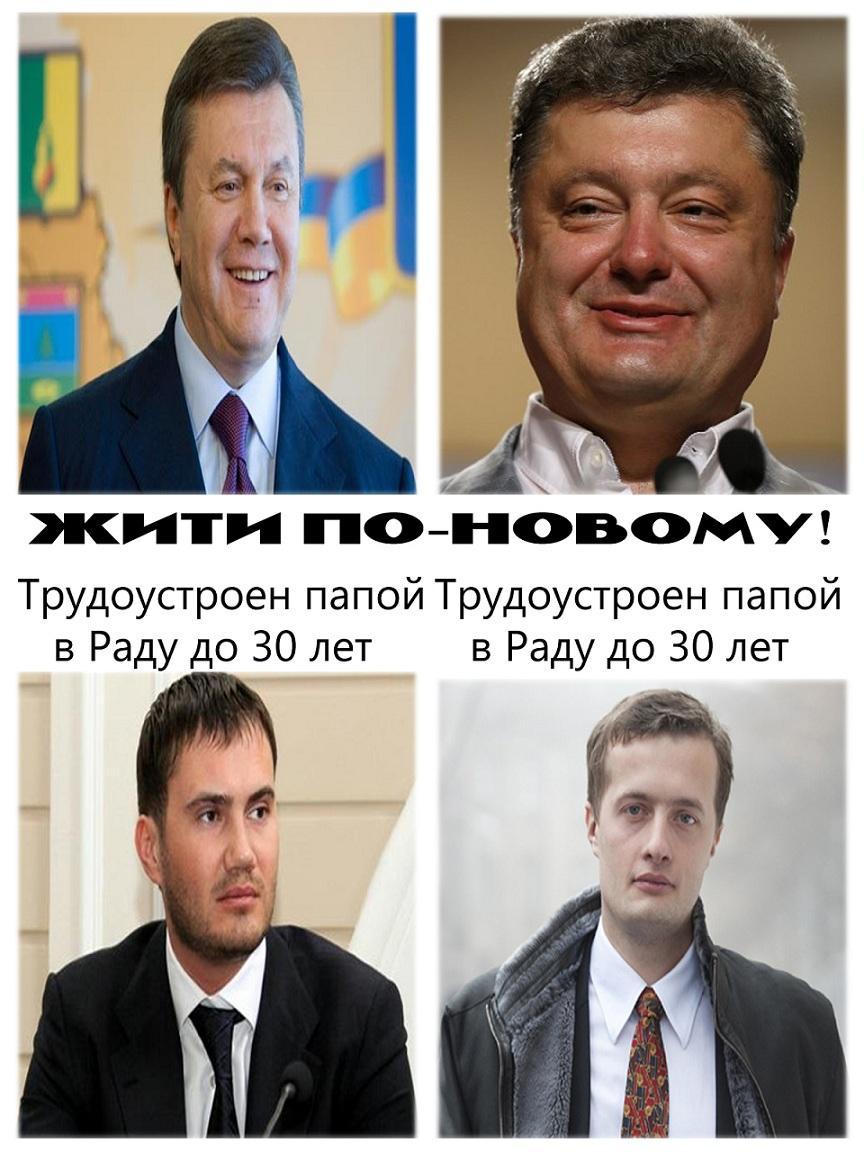 Требуем, чтобы НАБУ и САП разобрались с газовым контрактом Тимошенко, - Герасимов - Цензор.НЕТ 5434