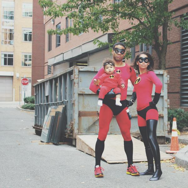 Laura On Twitter Diy Family Costume Meet The & Incredibles Family Costume Diy - DIY Campbellandkellarteam