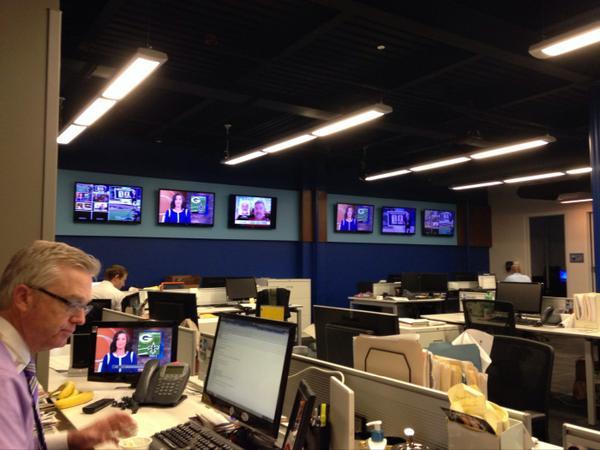 News Morning : WBTV newsroom air minutes WBTV News Morning