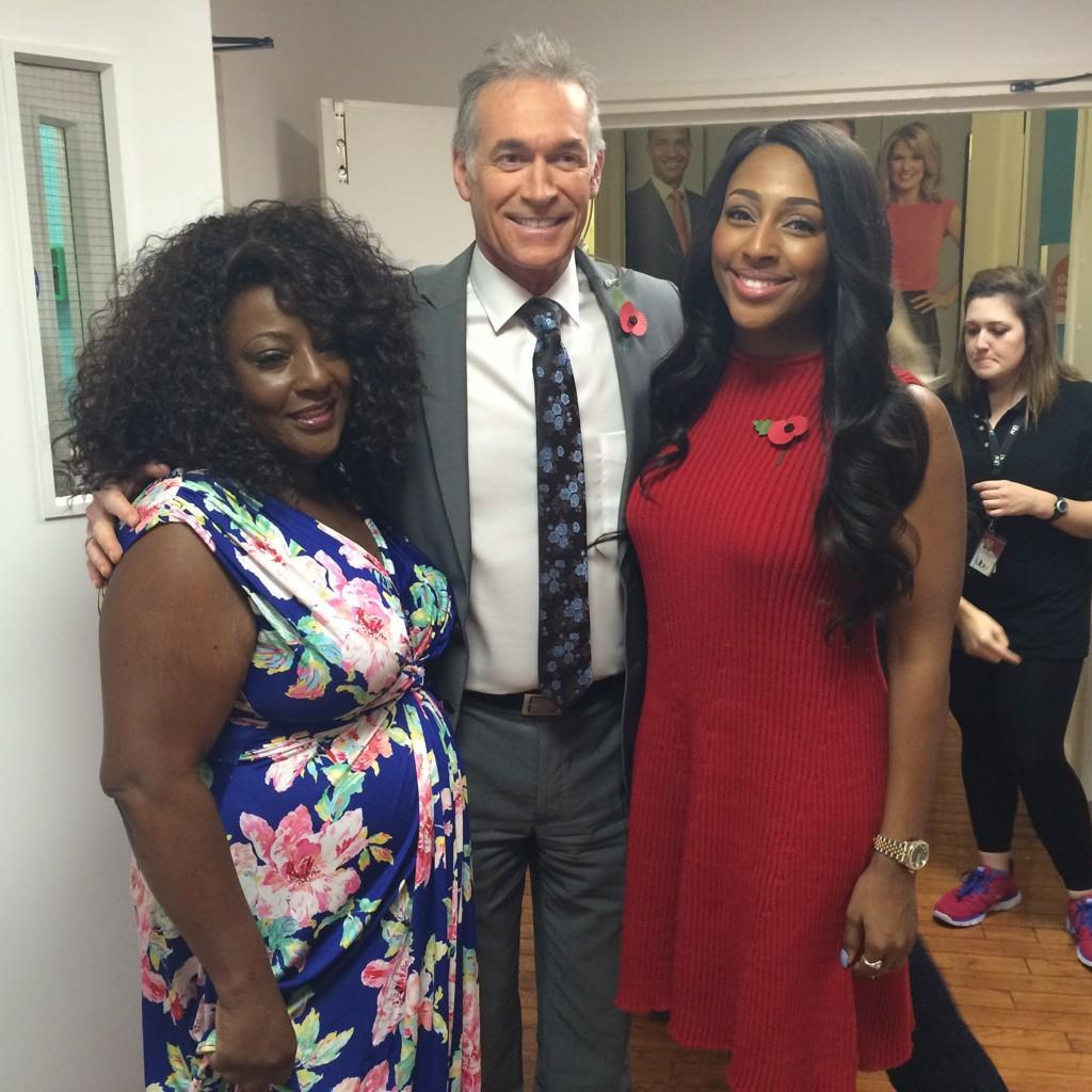 Pleasure raising awareness today with @DrHilaryJones @melissabell29 @GMB for @DiabetesUK ❤️ http://t.co/y5WBMXbwED