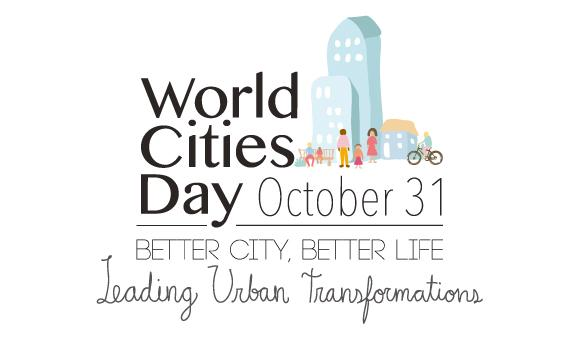 This Friday, 31 October, is World Cities Day 'Leading Urban Transformations'! #citiesday http://t.co/xQ4HtaFDmB http://t.co/NEOU0PZHMo
