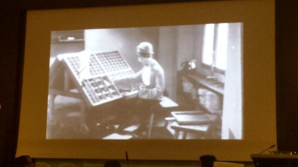 Sobre la película Guttemberg en un primitivo Stop-Motion | Jon Zabala @BNE_biblioteca #PatrimonioAudiovisual http://t.co/PvV45LJJtQ