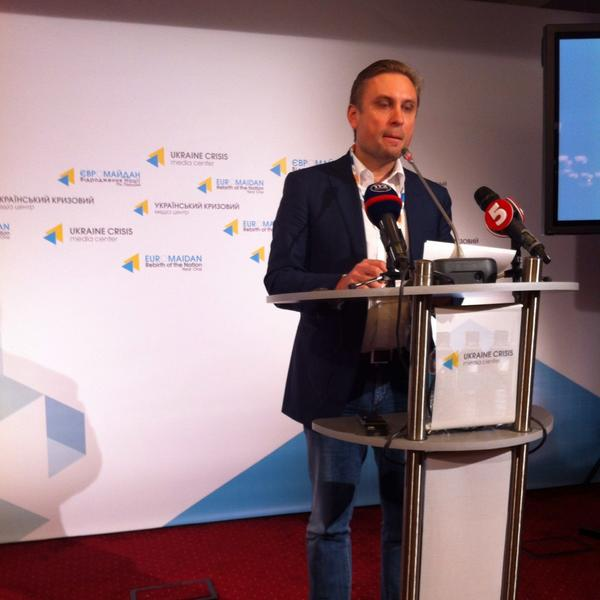 Petro Sztyk, 3rd VP at @UWCongress: early parliamentary election in Ukraine were transparent and met intnl standards http://t.co/Wh4UZBqXHs